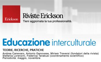 """Testata della rivista online """"Educazione interculturale"""""""