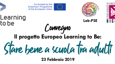 immagine logo convegno learning to be