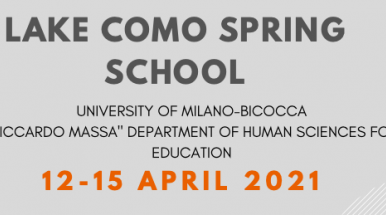 Lake Como Spring School logo